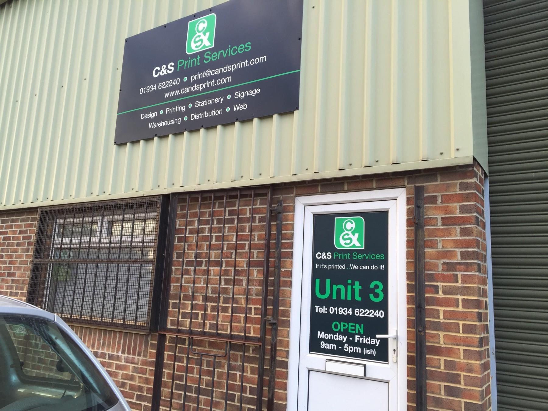 C&S Print Services