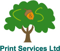 cs print services logo